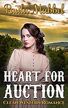 Download for free Heart For Auction: Clean Western Romance