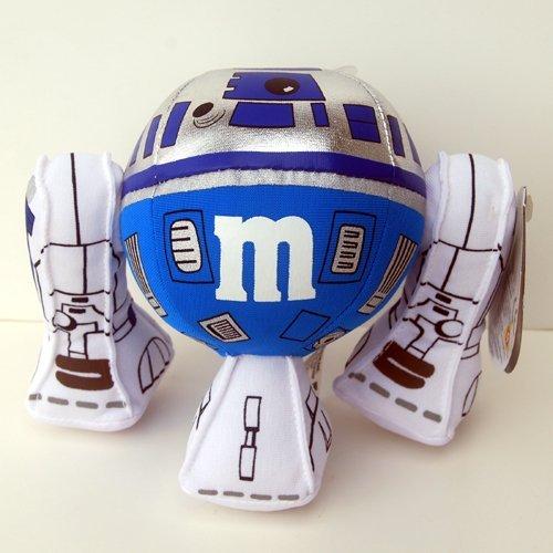 R2-D2 - M-Pire M&M's Star Wars Buddy Plush ()