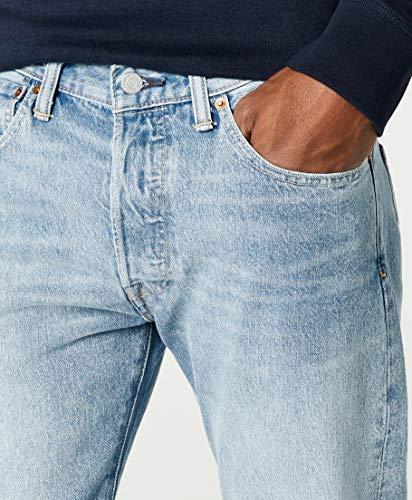 mowhawk Levisoriginal 2550 Blu 501 Fit Uomo Levi's Jeans Warp Str waYAxqZ5g