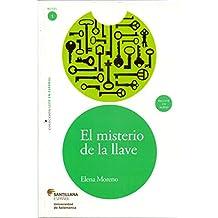 El Misterio de la Llave - Colección Leer en Español. Nivel 1 (+ CD Audio)