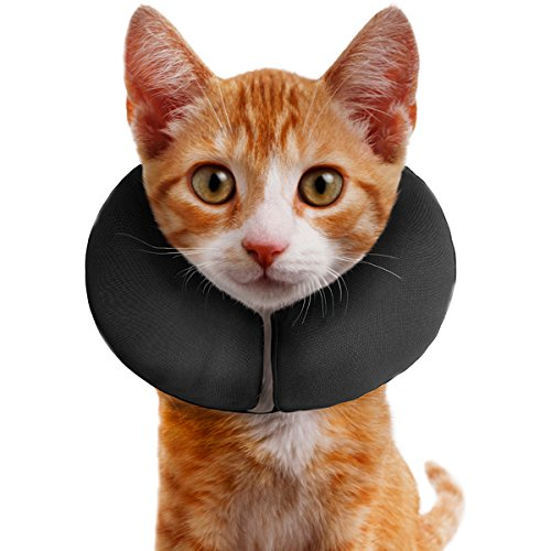 - ZenPet Pro Collar, Black, X-Small