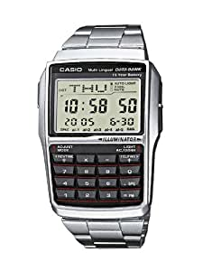 Casio General Men's Watches Data Bank DBC-32D-1ADF - WW