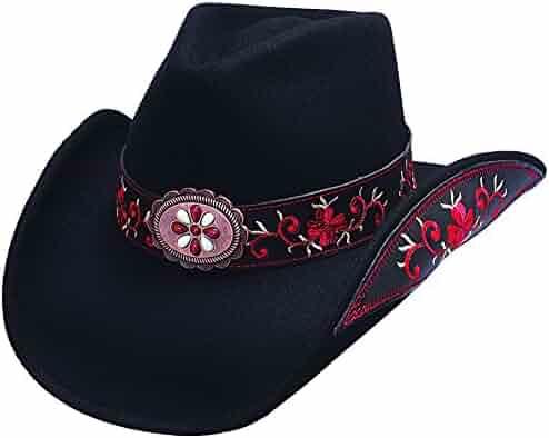 c6f2e5ffa588c Montecarlo   Bullhide Hats - ALL for GOOD - Wool Felt Western Cowboy Hat  (XLarge