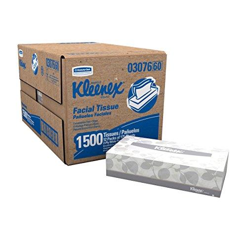 Kimberly-Clark Kleenex Facial Tissue, 8-25/64