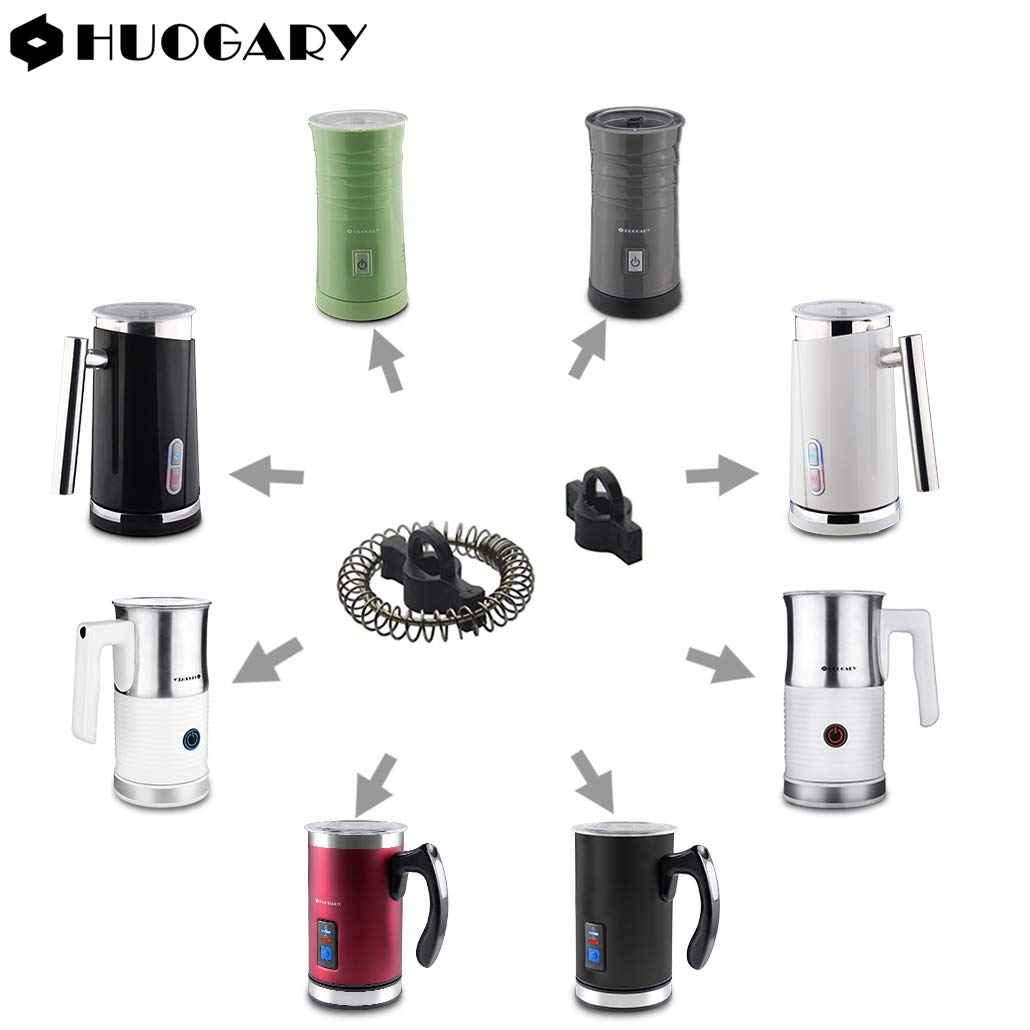 Electric Milk Frother Universal Replacement Whisk Set