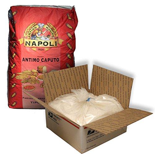 - Antimo Caputo 00 Rinforzato Flour (Molino Caputo) – 5 Lb Repack
