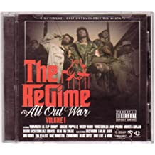 The Regime All Out War Mixtape Vol. 1