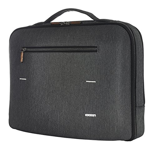 Cocoon Innovations Cocoon MCP3202GF Graphite 13 Brief with Built-in Grid-IT Accessory Organizer Graphite Gray