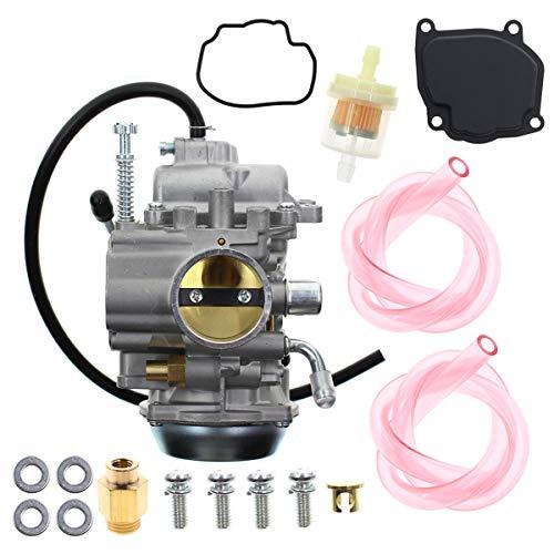 Carbhub LTF4WDX Carburetor for Suzuki Quadrunner 250 LTF250 LTF250F  1990-1999, Suzuki King Quad 300 LTF4WDX LTF300F 1991-1999, Suzuki  QuadMaster 500