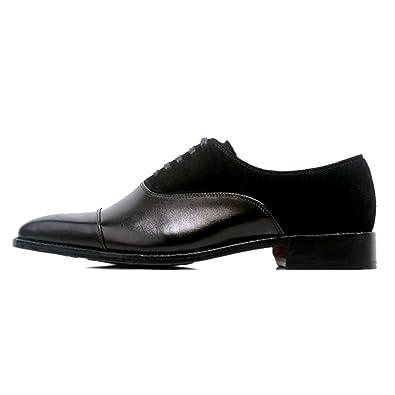 ZQZQ Zapatos Hechos A Mano para Hombres Zapatos para Hombres ...