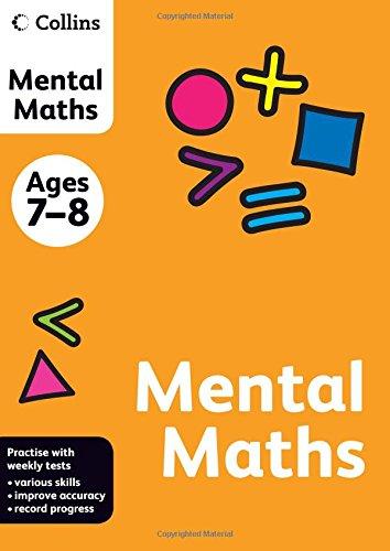 Price comparison product image Collins Mental Maths (Collins Practice)