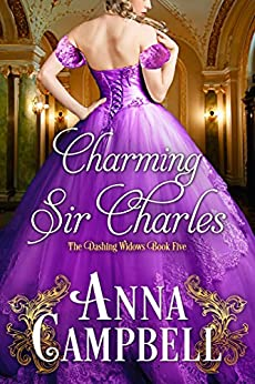 Charming Sir Charles (Dashing Widows Book 5) by [Campbell, Anna]