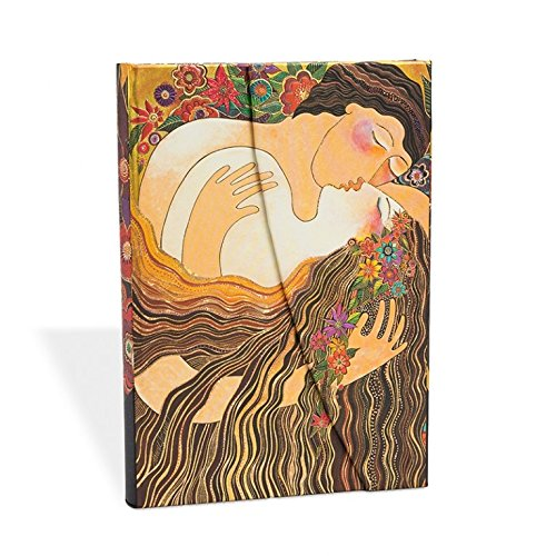 The Lovers, The First Kiss: Lined (Laurelburch The Lovers)