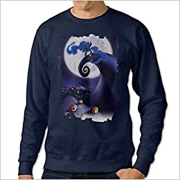 Amazoncom Acfun Mens Superior The Night Before Christmas Sweater