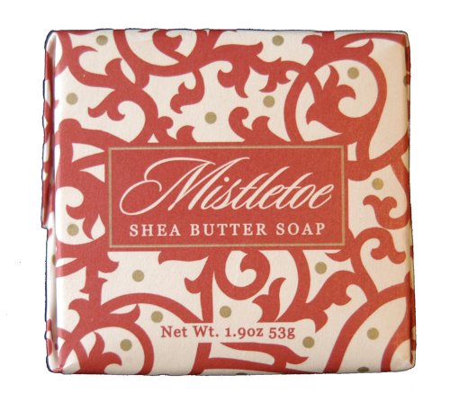 French Milled Soap Favors (Set of 12) (Mistletoe) Review
