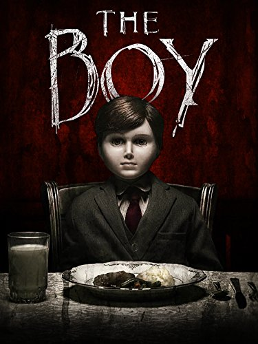 DVD : The Boy (2016)
