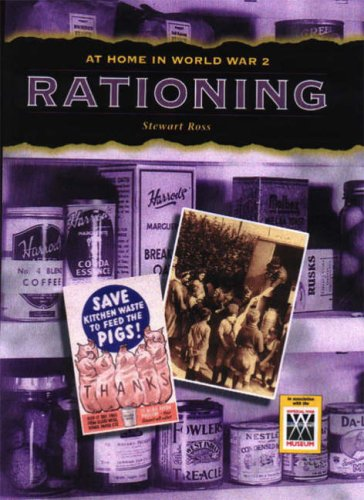 Rationing (At Home in World War II) ebook