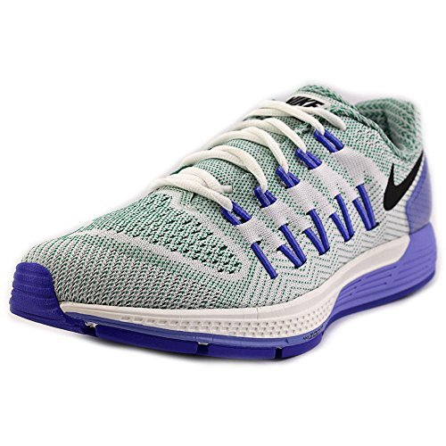 NIKE Womens Air Zoom Odyssey Running Trainers 749339 Sneakers Shoes (US 9, sail Black Lucid Green 101)
