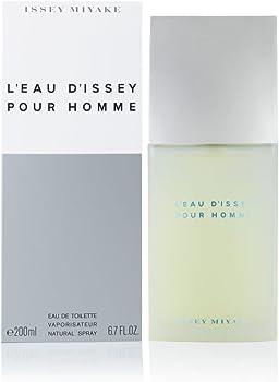 L'eau d'Issey Pour Homme By Issey Miyake Eau de Toilette Spray 6.7 Oz