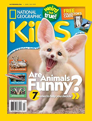- National Geographic Kids