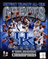 University of Kentucky Wildcats All Time Greats Composite Art Poster PRINT Unknown 8x10