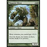 Magic The Gathering - Megantic Sliver (185/249) - Magic 2014