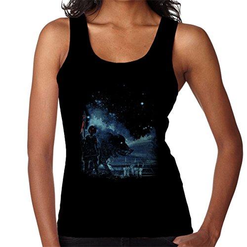 Cloud City 7 - Camiseta sin mangas - Sin mangas - para mujer negro