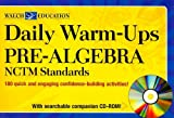 Pre-Algebra: NCTM Standards, Betsy Berry, 0825164605