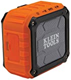 Wireless Speaker, Portable Speaker Plays Audio and Answers Calls Hands Free Klein Tools AEPJS1