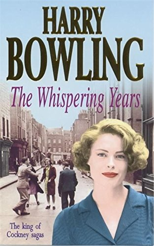 book cover of The Whispering Years