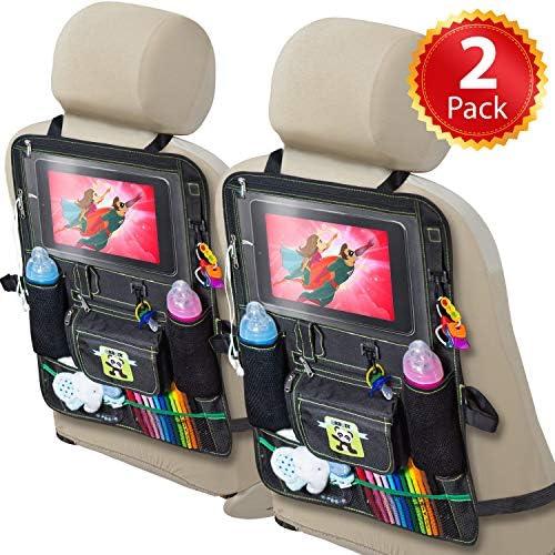 Backseat Organizer Toddlers Protector Cartik product image