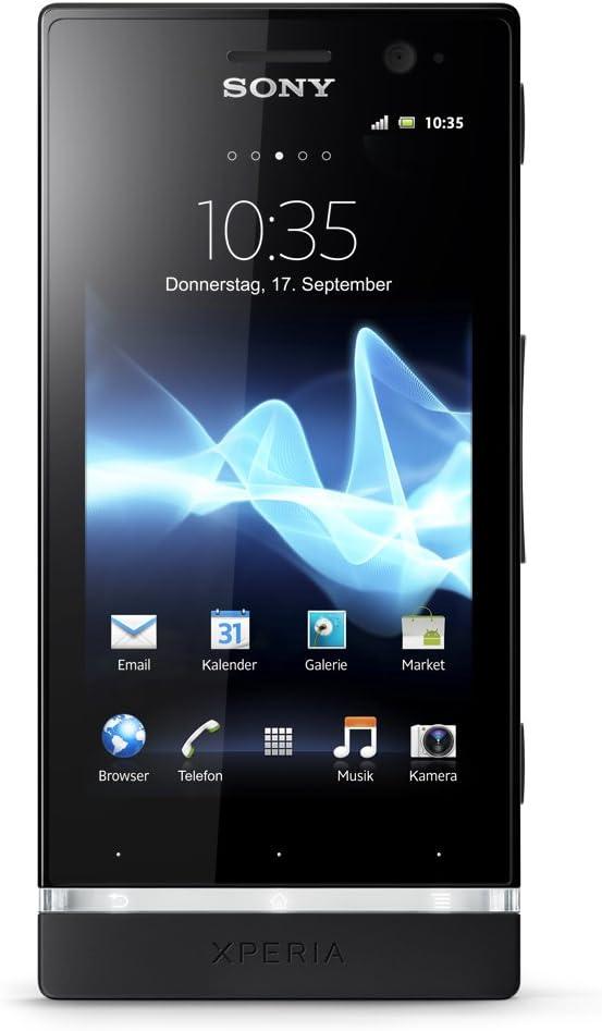 Sony 1264-1027 - Smartphone libre Android (pantalla táctil de 3,5
