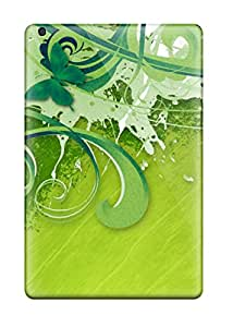 Gary L. Shore's Shop 2015 ZM5C69Q4TE3IXQE6 Special Design Back Green Vector Hdtv Phone Case Cover For Ipad Mini 2