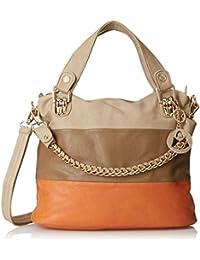 Ece Tri-Tone Hobo Handbag