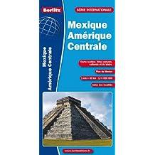 Mexique - amerique centrale (carte) -ne