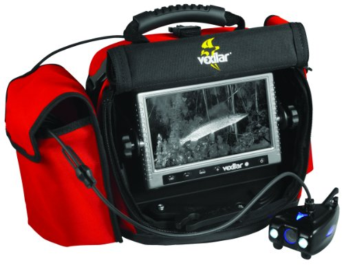 Vexilar FS800 Fish Scout Underwater Camera, Black White