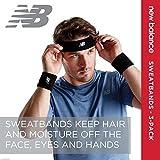 New Balance Sweatbands 3 Pack - Sweatband Set