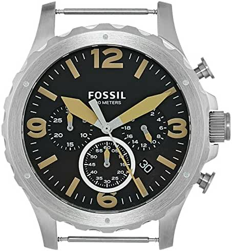 Fossil Men's C221030 Machine Chronograph Stainless Steel 22mm Case