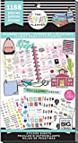 Create 365 Happy Planner Sticker Value Pack, Student Icons 1188