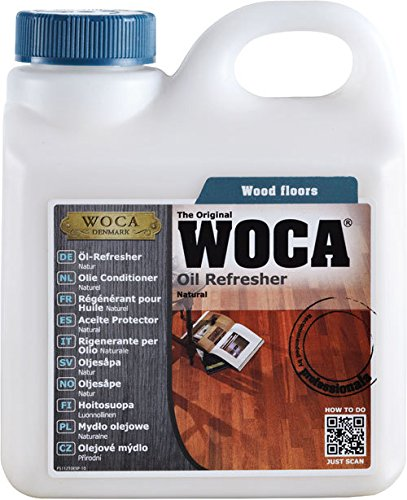 Woca Oil Refresher 1 Ltr (Natural)