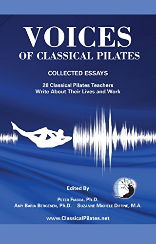 Pdf Read Voices Of Classical Pilates Online Popular By