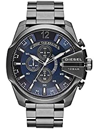 Men's DZ4329 Mega Chief Gunmetal Watch