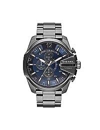 Diesel Men's DZ4329 Mega Chief Gunmetal Watch