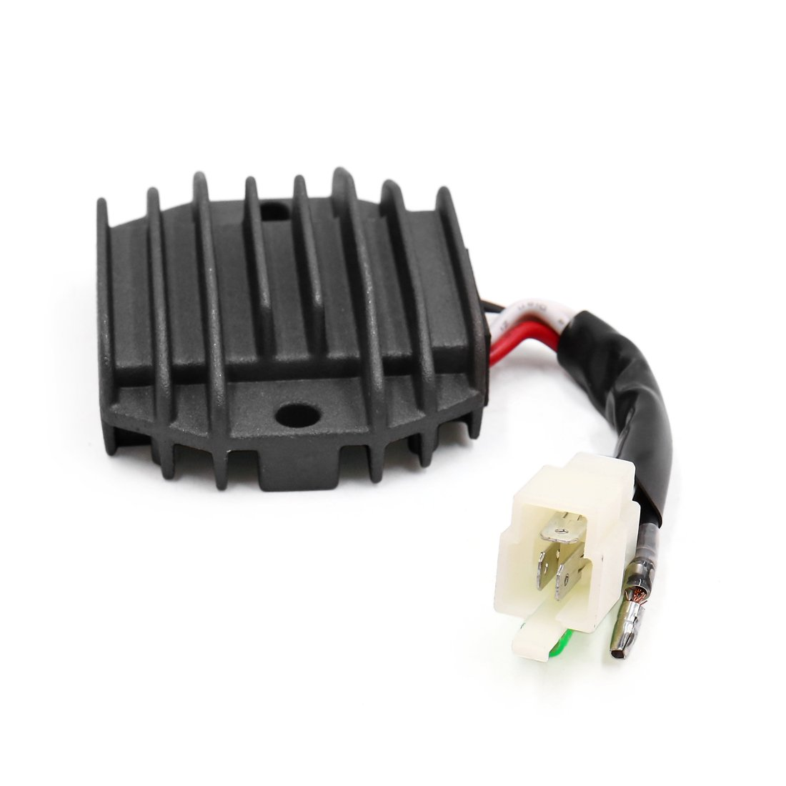 uxcell Motorcycle Voltage Regulator Rectifier for Yamaha YFB 250 YFM 350 400 600