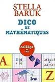 """Afficher """"Dico de mathématiques"""""""