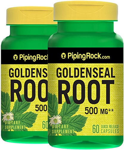 piping-rock-goldenseal-root-500-mg-2-bottles-x-60-quick-release-capsules-dietary-supplement