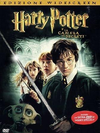 Amazon Com Harry Potter E La Camera Dei Segreti Se 2 Dvd Italian Import Movies Tv