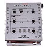 hifonics HFXR Hide Away 2 Or 3-Way Crossover