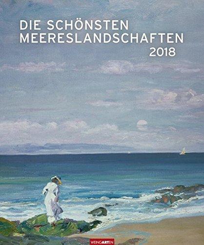 Die schönsten Meereslandschaften - Kalender 2018