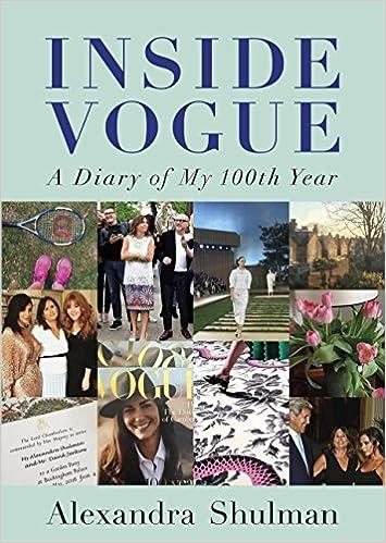 Inside Vogue: A Diary Of My 100th Year Fig Tree Idioma Inglés: Amazon.es: Shulman, Alexandra: Libros en idiomas extranjeros